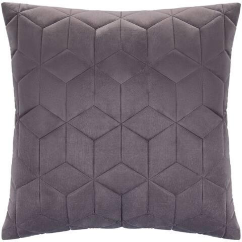 Carson Carrington Tattamala Geometric 18-inch Poly or Feather Down Throw Pillow