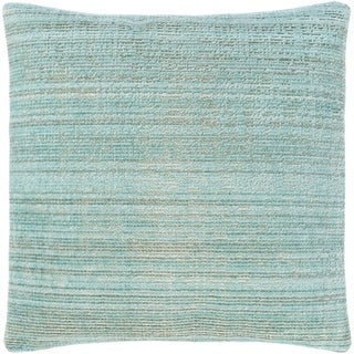 Bally Stripe Cotton Blend 21-inch Poly or Feather Down Throw Pillow