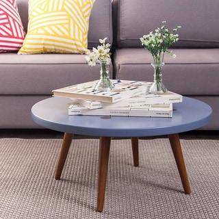 Carson Carrington Boalt Mid-century Modern Round Nesting Table