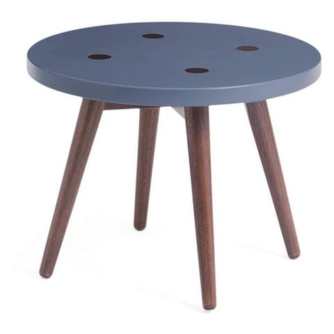 Carson Carrington Boalt Mid-century Modern Round Nesting Table
