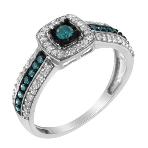 Sterling Silver Engagement Rings Shop Online At Overstock