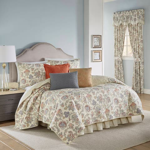 Waverly Arezzo Quilt Set