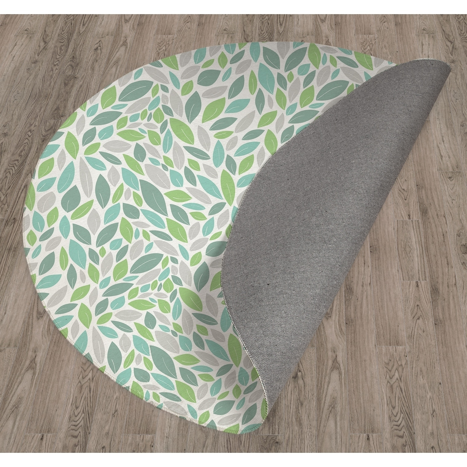 Autumn Spring Green Area Rug By Kavka Designs Overstock 29130413