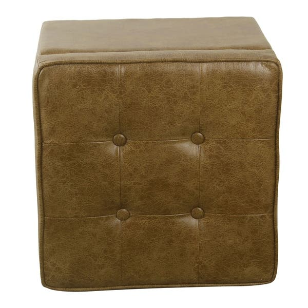Prime Shop Homepop Square Tufted Storage Ottoman Distressed Squirreltailoven Fun Painted Chair Ideas Images Squirreltailovenorg