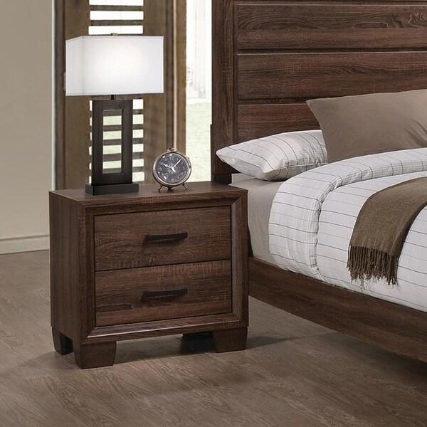 Trippleton Medium Warm Brown 2-drawer Nightstand