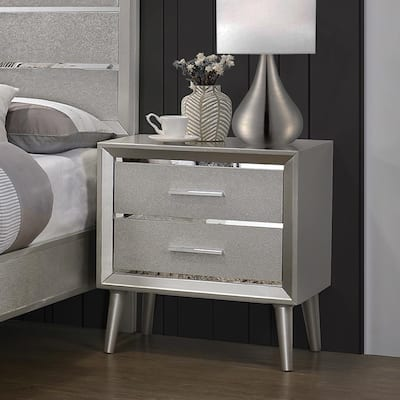Silver Mid Century Modern Bedroom Furniture Find Great