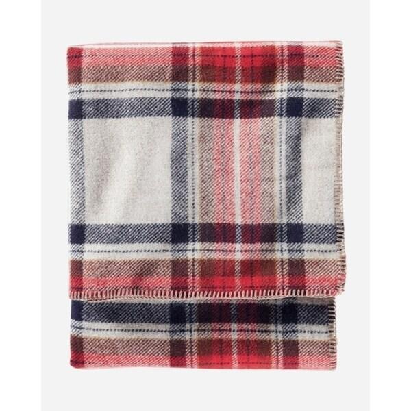 Pendleton Vintage Dress Stewart Blanket Twin. Opens flyout.