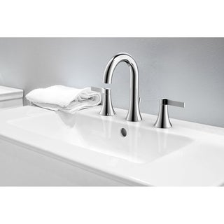 Fontaine Varenne 8 in. Widespread Modern Bathroom Faucet