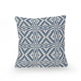 Avers Boho Cotton Pillow Cover by Christopher Knight Home