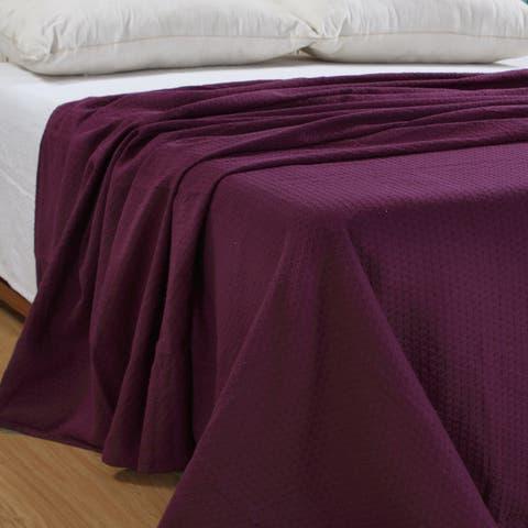 All Season Ring Spun Cotton Blanket