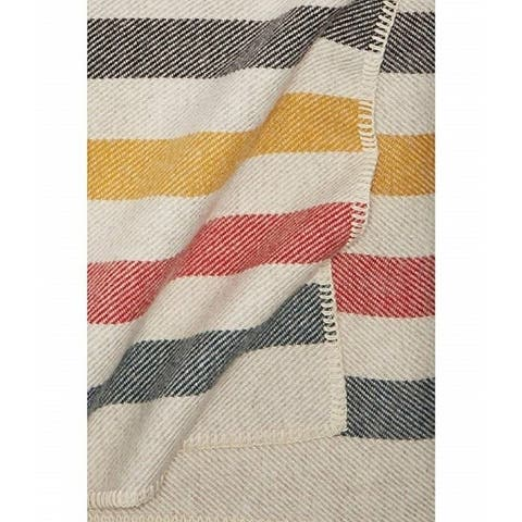 Pendleton Eco-wise Vintage Glacier Twin Blanket