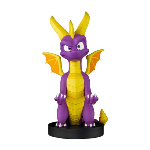 """Exquisite Gaming Cable Guy Charging Controller and Device Holder - Spyro the Dragon XL 12"""""""