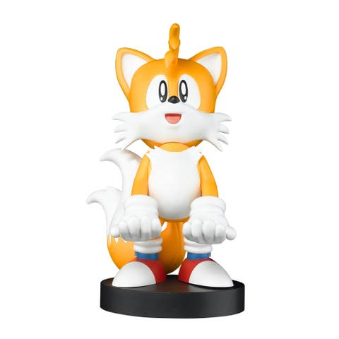"""Exquisite Gaming Cable Guy Charging Controller and Device Holder - Tails from Sonic the Hedgehog 8"""""""