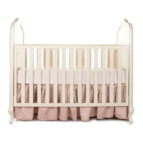 Glenna Jean Angelica 2Pc Starter Set (Includes sheet, crib skirt) - 8' x 11' - 8' x 11'