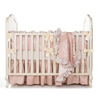Link to Glenna Jean Angelica 4Pc Set ( quilt, bumper, sheet, skirt) - 8' x 11' Similar Items in Child Safety