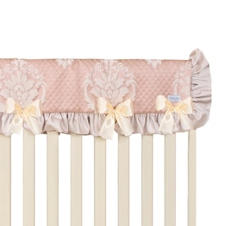 Link to Glenna Jean Angelica Convertible Crib Rail Protector - Long (Individual) - N/A Similar Items in Child Safety