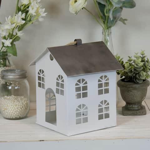 Metal decorative house (LG)