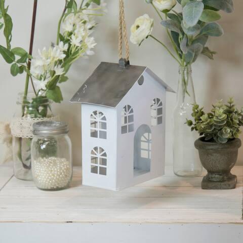 Metal decorative house (SM)