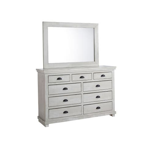 Progressive Willow Gray Chalk Dresser