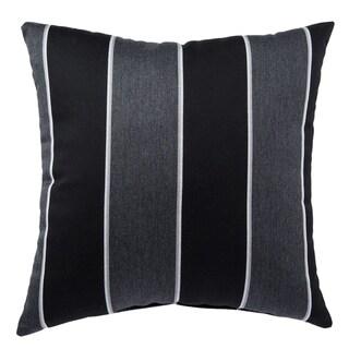 Ravenel Indoor/ Outdoor Stripes Throw Pillow