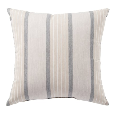 Captain Indoor/ Outdoor Stripes Throw Pillow