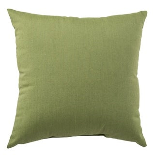 Lagos Indoor/ Outdoor Solid Throw Pillow