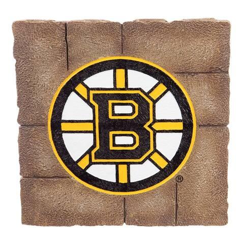 NHL 12-inch x 12-inch Decorative Garden Stepping Stone