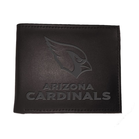 NFL Leather Bi-Fold Wallet