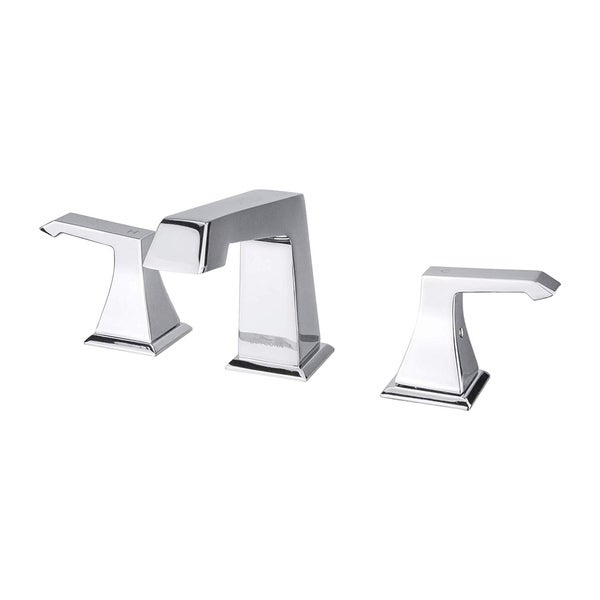 Dyconn Faucet Double-Handle 3 hole Widespread Bathroom Faucet