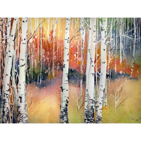 CANVAS Colorado By Sean Parnell Art Painting Reproduction