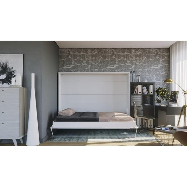 Invento Horizontal Wall Bed, Queen Size