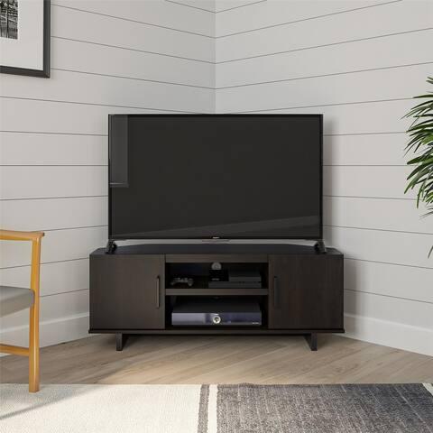 Copper Grove Dorothea Corner TV Stand
