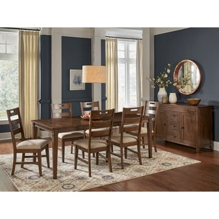 Simply Solid Whittaker Solid Wood 8-piece Dining Collection
