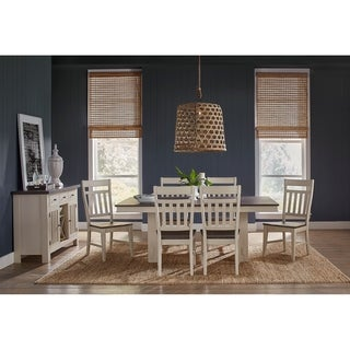 Simply Solid Bradley Solid Wood 7-piece Dining Collection