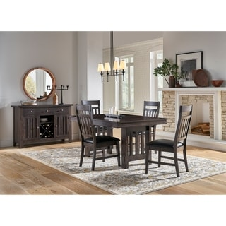 Simply Solid Brogan Solid Wood 6-piece Dining Collection