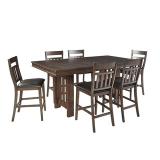 Simply Solid Brockton Solid Wood 7-piece Dining Collection
