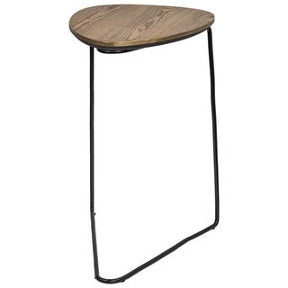 """Modern C Style End/Side Table - Oval (28"""")"""