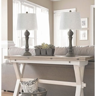 Link to The Gray Barn Dinky Creek Polyresin Table Lamp Similar Items in Table Lamps
