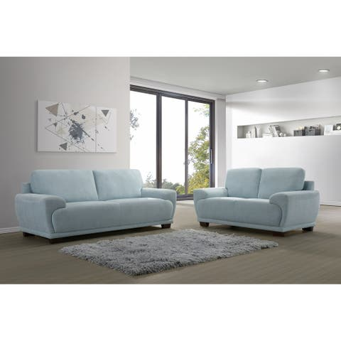 Sausalito Sea Flared Arm Sofa