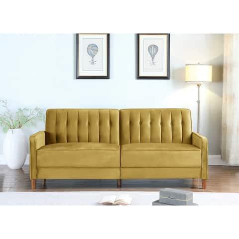 Mills Convertible Sleeper Sofa Bed