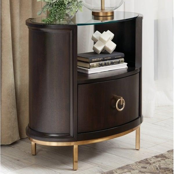 Strick & Bolton Ballam 1-drawer Nightstand