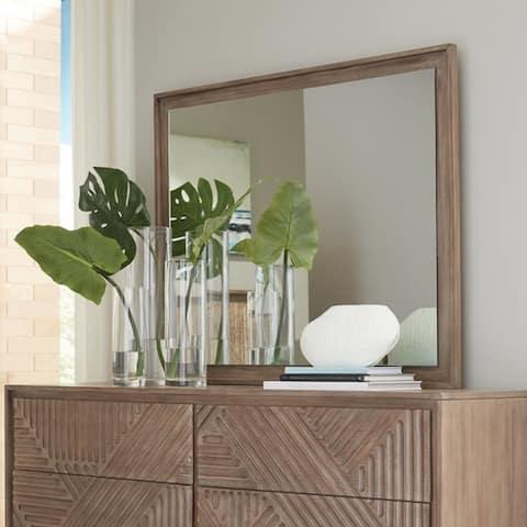 Carson Carrington Hjassa Rectangular Dresser Mirror