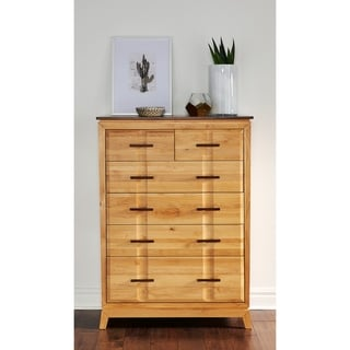 Simply Solid Marsanne Solid Wood 6-drawer Chest