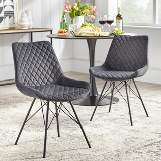 angelo:HOME Kavitt Tufted Dining Chair (Set of 2)
