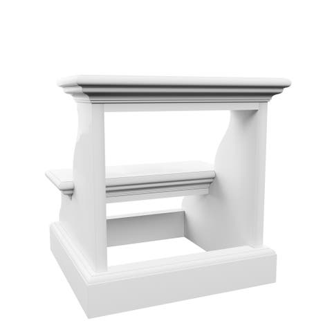 Bed Step - 15,75 x 14,96 x 15,75
