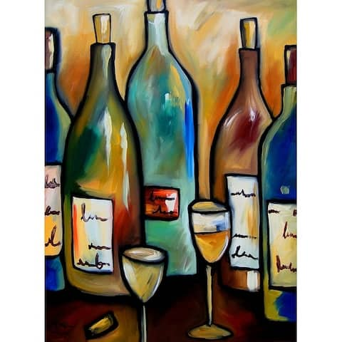 CANVAS Assorted Spirits by FidoStudio Art Painting Reproduction