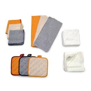 24-piece Capri Kitchen Towel Set