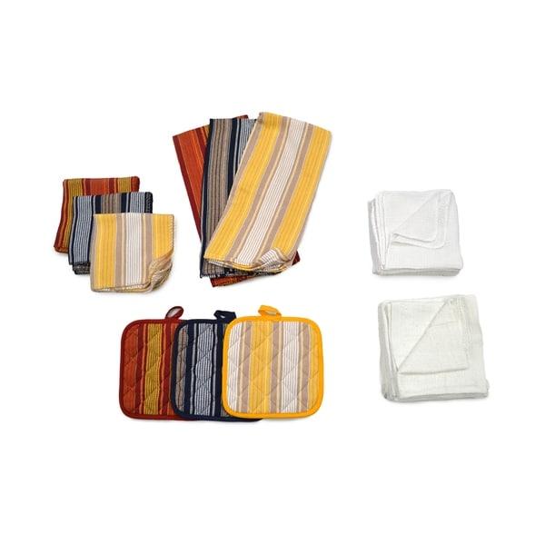 24-piece Sierra Kitchen Towel Set