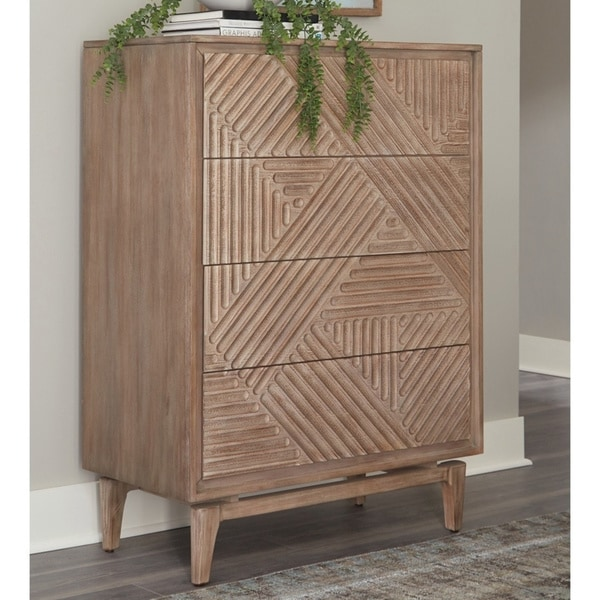 Carson Carrington Hjuvik 4-drawer Chest
