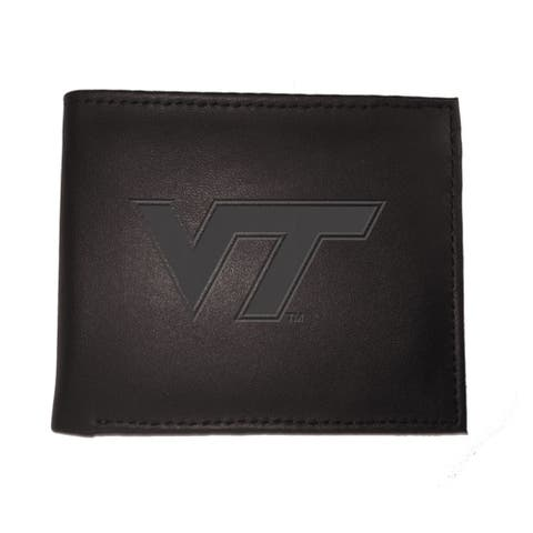 NCAA Leather Bi-Fold Wallet